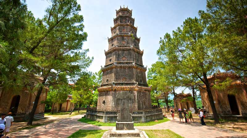 Classic Hue Unesco Imperial City Full Day Tour  (RT020)